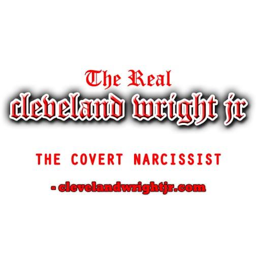 Raising Awareness Of Narcissistic Abuse - Cleveland Wright Jr